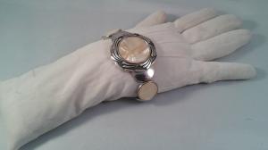 Armband, pärlemor