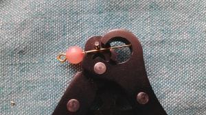 Pin looper, steg 1
