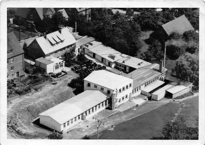 Rolfshagen Knopffabrik Karl Bredemeier ca.1960