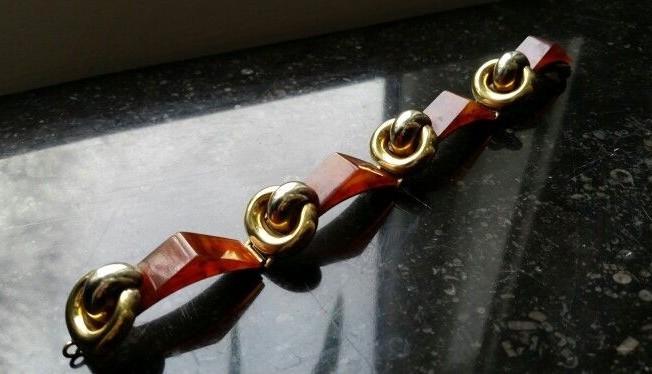 Armband 30-tal bakelit